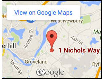 directions to Nichols in Groveland MA